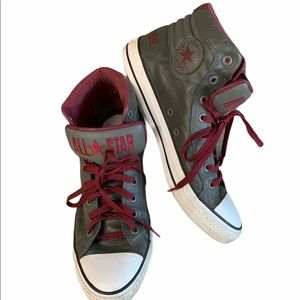 Converse chuck Taylor high tops men's 10